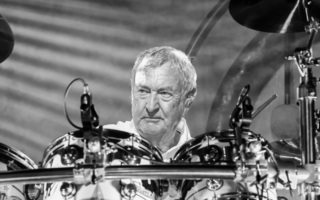 Nick Mason – Moya – Rostock – 04. September 2018
